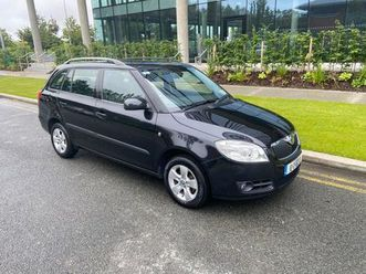 skoda fabia combo nct 07/22 for sale in dublin for €3,250 on donedeal