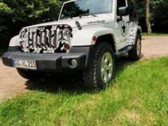jeep wrangler 2.8 crd dpf automatik sahara dualtop