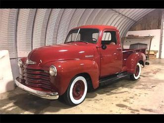 for-sale-1952-chevrolet-3100-in-harpers-ferry-west-virginia