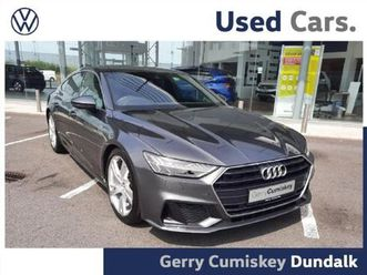 audi a7 s line 40 tdi for sale in louth for €58,850 on donedeal