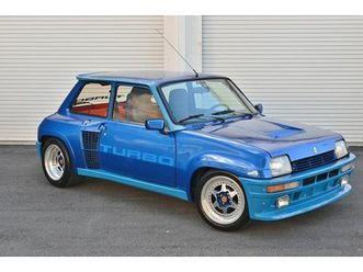1981 renault r5 renault 5 turbo i