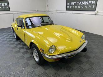 1973 triumph gt6 mk3 coupe