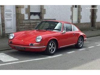 porsche 911 t classic 1969