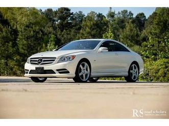 2012 mercedes-benz cl550 for sale