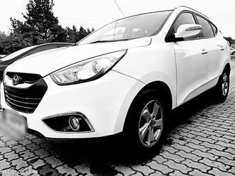 hyundai ix35 2013 rok 1,6 benzyna barlinek • olx.pl