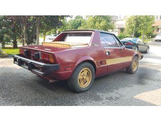 1978-fiat-x19-classic-cars-oakville-halton-region-kijiji
