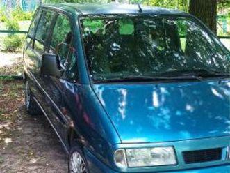 cars.bg - fiat ulysse 1.9 tdi 90hp, 2000 лв., дизел