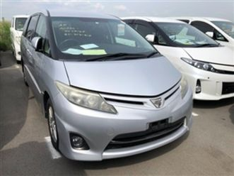used 2010 toyota estima aeras 2.4 not specified 69,888 miles in silver for sale   carsite