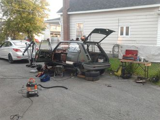 renault 5 lecars 1984 want to trade for s10 from 1983 to 1993 | classic cars | gatineau |