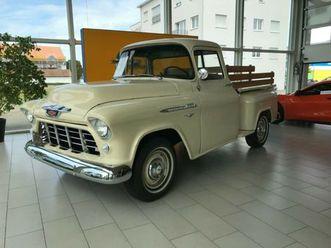 chevrolet 1955 3100 task force pickup 4.3v8 265ci € 65990