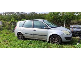 renault scenic 7 place