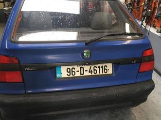 skoda fabia 1996 for sale in dublin for €950 on donedeal