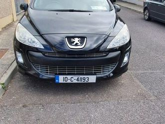2010 peugeot 308 sw for sale in cork for €1,750 on donedeal