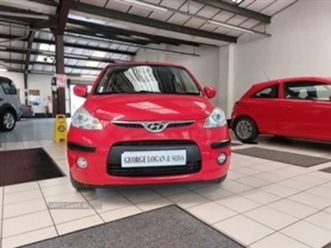 used-2009-hyundai-i10-comfort-hatchback-53-500-miles-in-red-for-sale-carsite