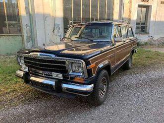 jeep wagoneer suv/geländewagen/pickup in blau oldtimer in stockerau für € 27.990,-