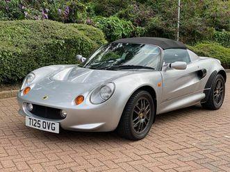 1999 lotus elise 1.8 - £15,000