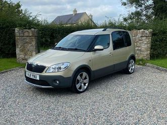 skoda-roomster-scout-for-sale-in-tyrone-for-gbp2-500-on-donedeal