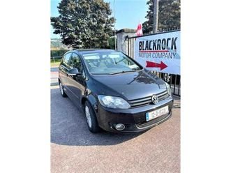 2012-volkswagen-golf-plus-1-2l-petrol-from-blackrock-motor-company-carsireland-ie