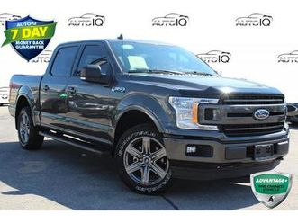 used 2020 ford f-150 xlt 302a sport crew cab 4x4! fx4 offroad