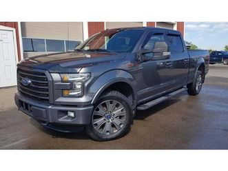 used-2016-ford-f-150-sport-no-accidents-5-0l-v-8
