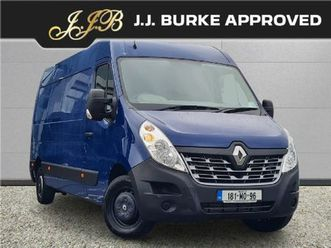 renault master lm35 business dci 130bhp ex vat p for sale in mayo for €18,500 on donedeal