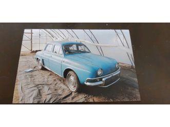 renault dauphine gordini 61 | classic cars | lanaudière | kijiji