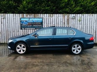 used-2013-skoda-superb-diesel-hatchback-saloon-93-442-miles-in-blue-for-sale-carsite