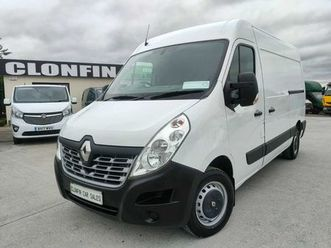2018 renault master mwb 2.3l l2h2 front wheel driv for sale in longford for €14,837 on don
