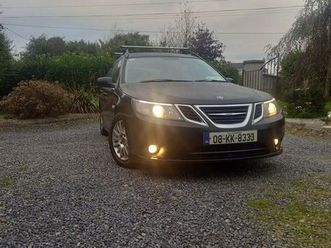 2008 saab 9-3 just passed nct for sale in wexford for €1,450 on donedeal