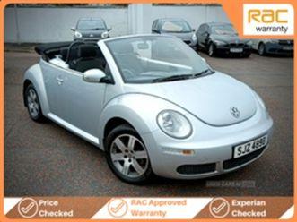 used 2011 volkswagen beetle solar convertible 1.6 solar **68,000 miles** convertible 67,64