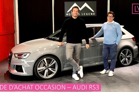 Guide d'achat Audi RS3