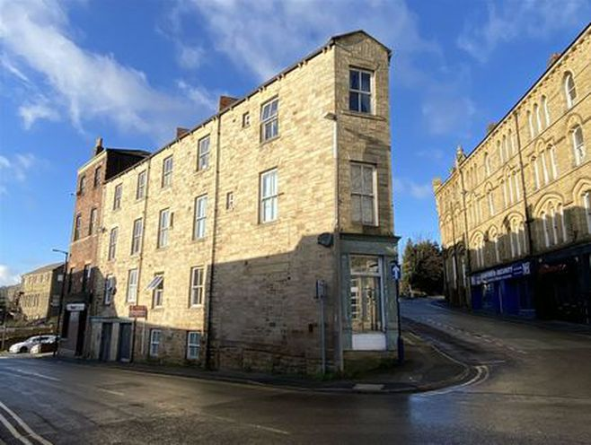 1 bed flat for sale in westgate lofts  78 old westgate  dewsbury wf13
