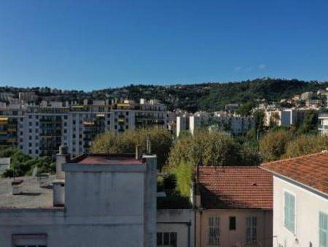 appartement à vendre nice 2 pièces 40 m2 alpes maritimes (06100)