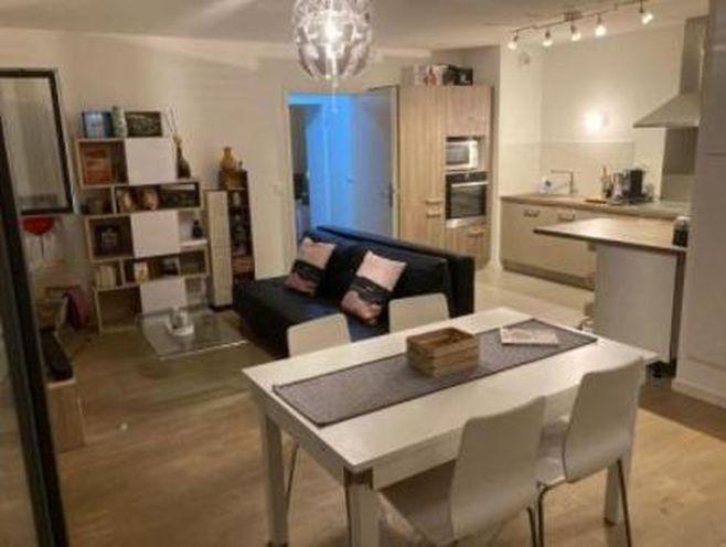appartement à vendre bordeaux 3 pièces 63 m2 gironde (33300)