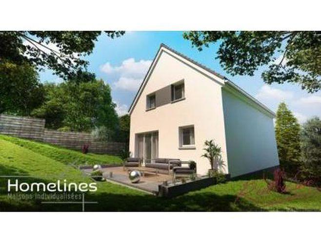 maison à vendre albe villa© villa© 4 pièces 121 m2 bas rhin (67220)
