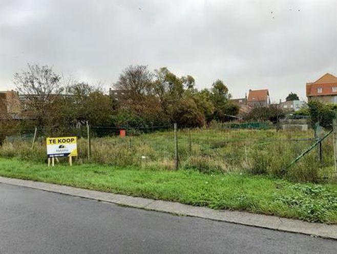 terrain à bâtir à vendre à westende - immoweb
