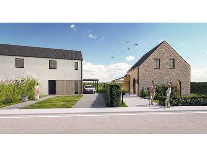 maison 3 chambres à vendre (nouveau bâtiment) à middelkerke 8430 à 336995 €  40kwh/m² - lo