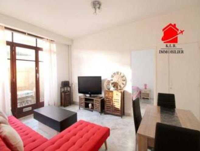 appartement à vendre nice 2 pièces 44 m2 alpes maritimes (06100)