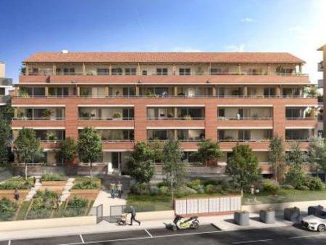 programme immobilier neuf toulouse 43 m2 haute garonne (31200)