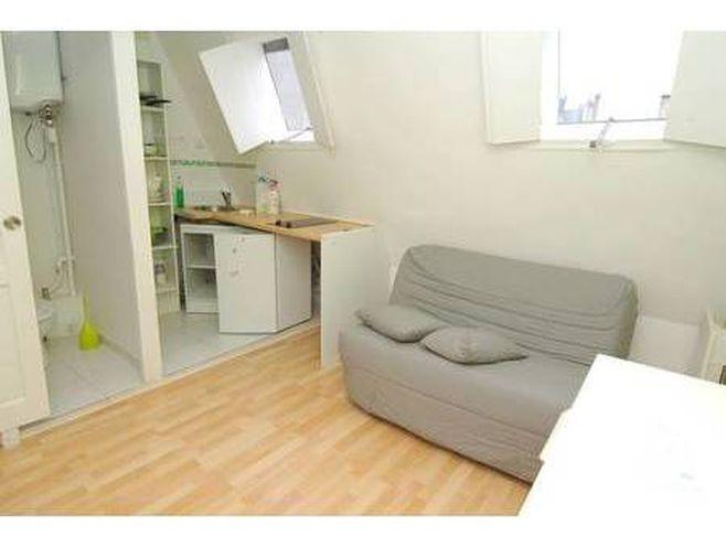 location meublée studio 13 m² paris 9e (75009) - 516 €