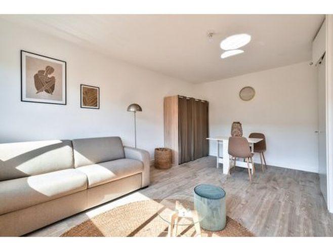 studio meublé- 1 pièce - 32 m²