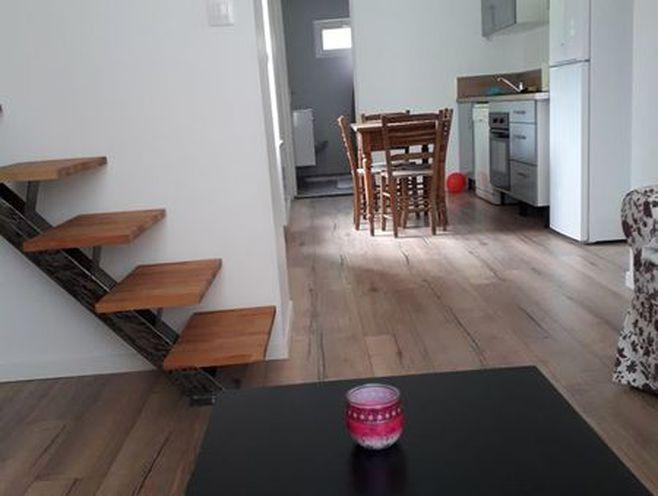 meublé en duplex