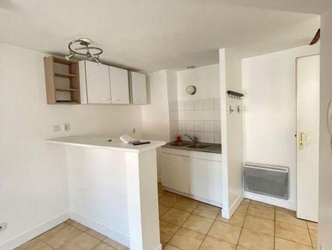 duplex 2 pièces 32 m²