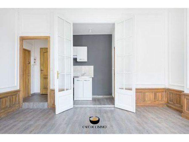 vente studio de 31 m²