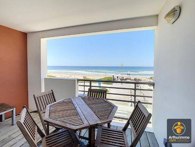 appartement pour les vacances 3 pièces 64 m² mimizan (40200)