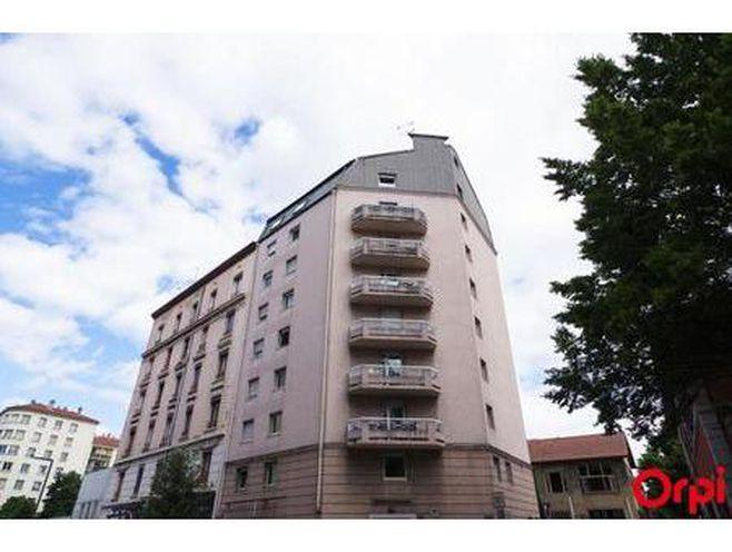 appartement 1 pièce 20 m² villeurbanne (69100)