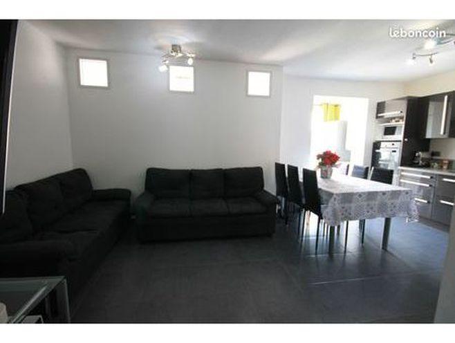 appartement 3/4 pièces avec garage